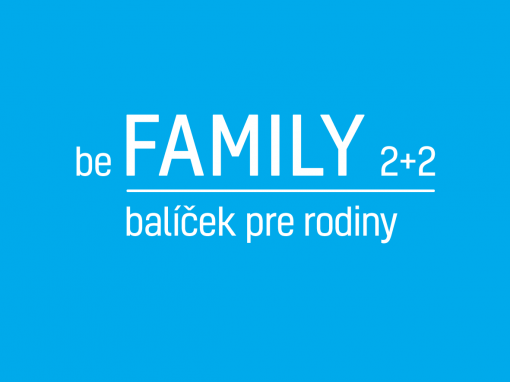 be FAMILY 2+2