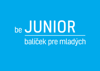 be JUNIOR